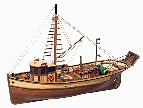 Occre 12000 - Kit para montar Barco pesquero palamos