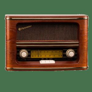 radios antiguos de madera
